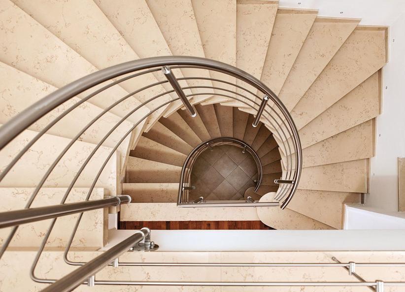 Spiral staircase fargione scale prefabbricate modica for Fargione scale