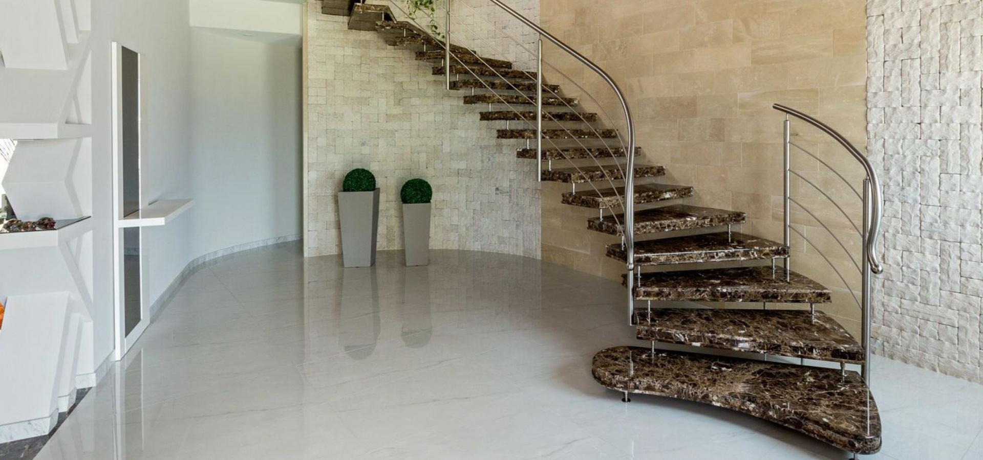 Scale prefabbricate in cemento per esterni modica ragusa sicilia - Scale eleganti per interni ...